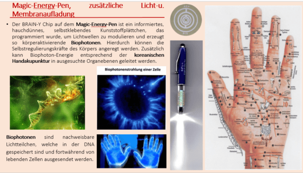 Magic Energy Pen